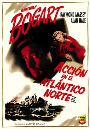 Action In the North Atlantic poster 4