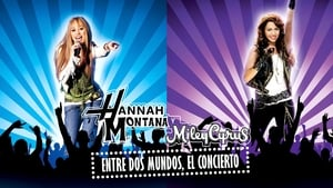 Hannah Montana and Miley Cyrus - Best of Both Worlds Concert movie images