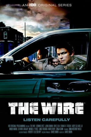 The Wire, Season 4 poster 2