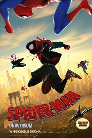 Spider-Man: Into the Spider-Verse posters