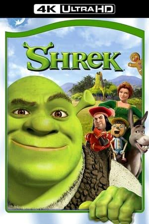 Shrek poster 4