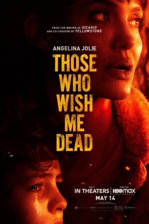 Those Who Wish Me Dead poster 3