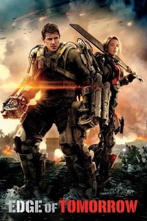 Live Die Repeat: Edge of Tomorrow movie posters