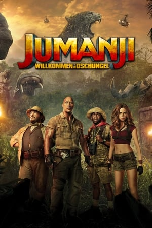 Jumanji: Welcome to the Jungle posters