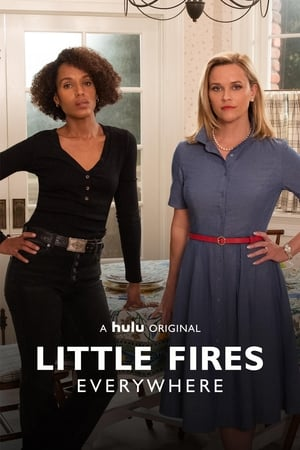 Little Fires Everywhere, Season 1 posters