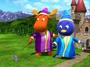 The Backyardigans, Season 2 - A Giant Problem image