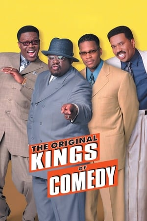 The Original Kings of Comedy poster 4