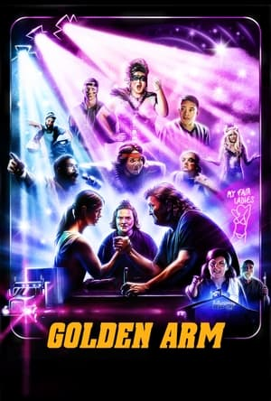 Golden Arm poster 1
