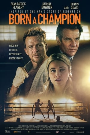 Born a Champion movie posters
