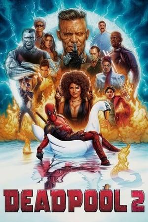 Deadpool 2 poster 1