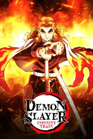 Demon Slayer - Kimetsu no Yaiba the Movie: Mugen Train poster 4