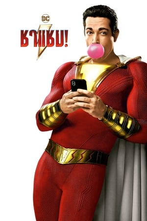 Shazam! posters