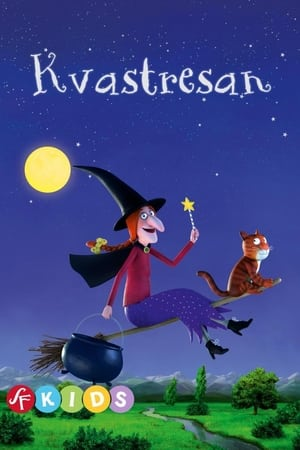 Room on the Broom poster 4