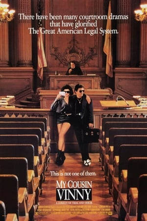 My Cousin Vinny poster 2