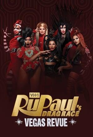 RuPaul's Drag Race: Vegas Revue posters