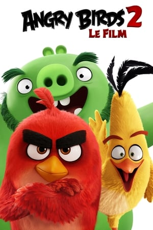 The Angry Birds Movie 2 poster 2