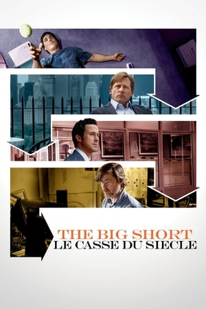 The Big Short movie posters
