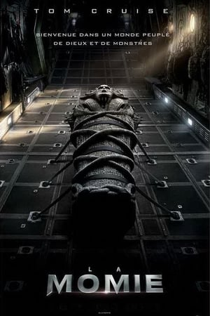The Mummy (2017) poster 4