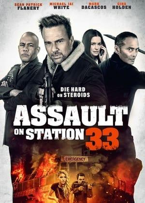 Assault on VA-33 poster 2