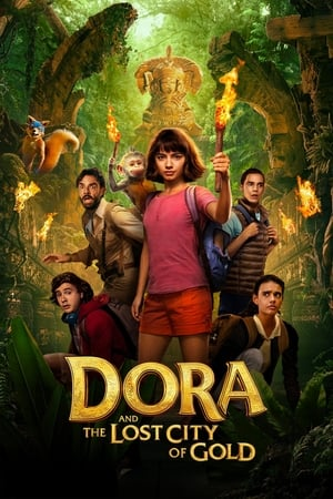 Dora and the Lost City of Gold posters