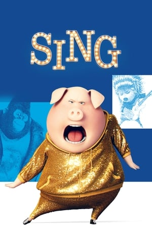 Sing movie posters