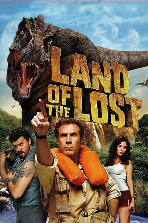 Land of the Lost (2009) posters
