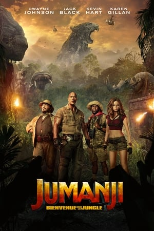 Jumanji: Welcome to the Jungle posters