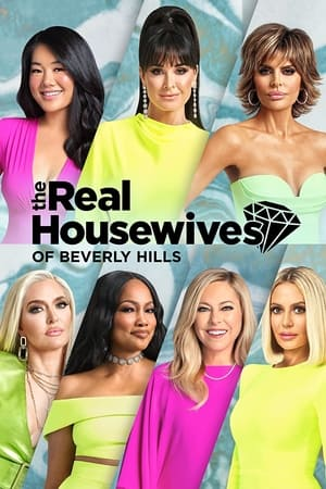 The Real Housewives of Beverly Hills, Season 4 poster 3