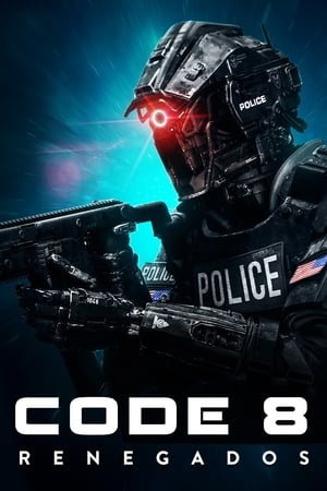 Code 8 posters