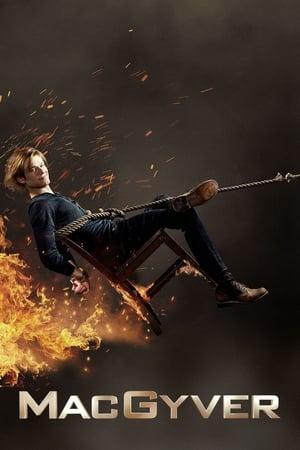 MacGyver, Season 5 poster 1