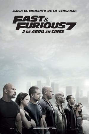 Furious 7 poster 4