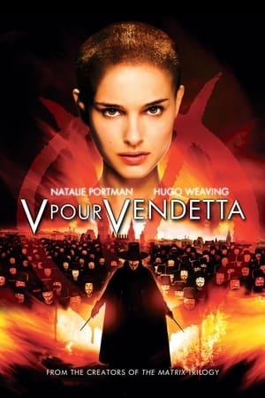V for Vendetta poster 2