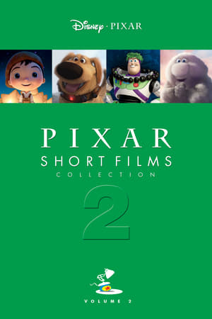 Pixar Short Films Collection Volume 2 posters