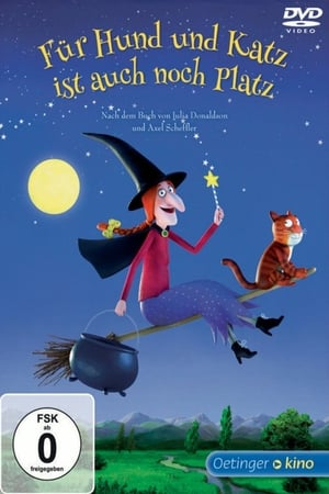 Room on the Broom poster 3