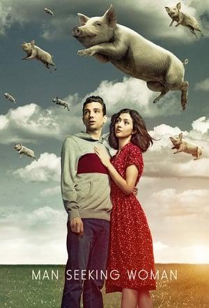 Man Seeking Woman, Season 1 poster 2