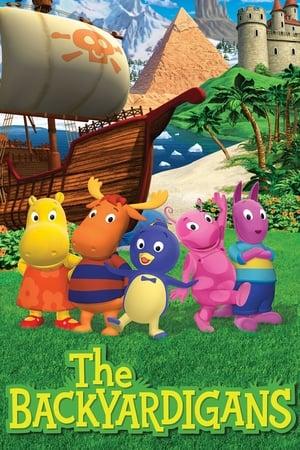 The Backyardigans, Season 2 poster 0