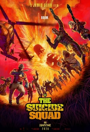 The Suicide Squad (2021) poster 4