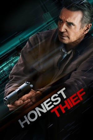 Honest Thief movie posters