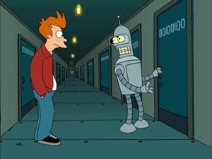 Futurama, Season 1 - I, Roommate image