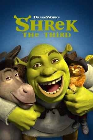 Shrek the Third poster 3