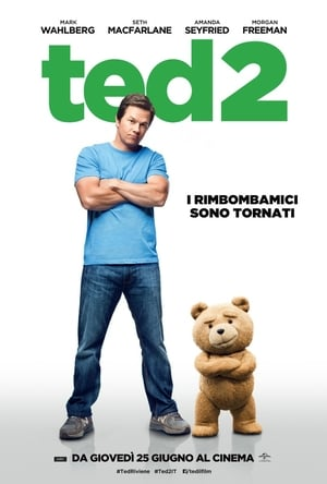 Ted 2 (Unrated) poster 2