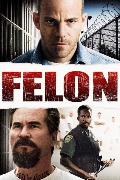 Felon movie poster