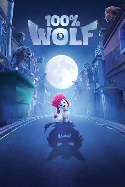 100% Wolf movie poster
