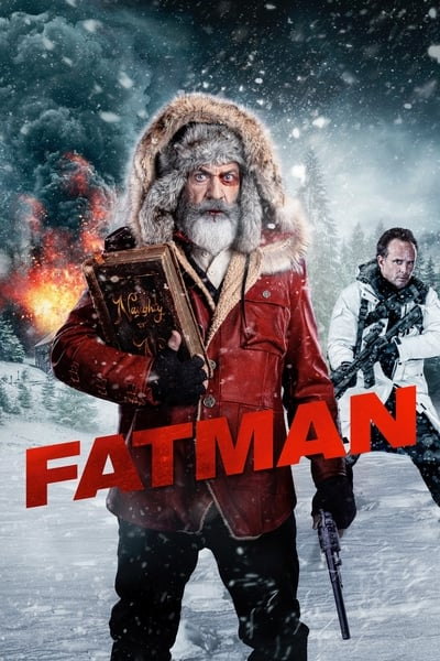 Fatman movie poster