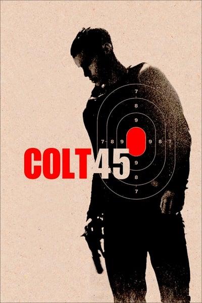 Colt .45 movie poster