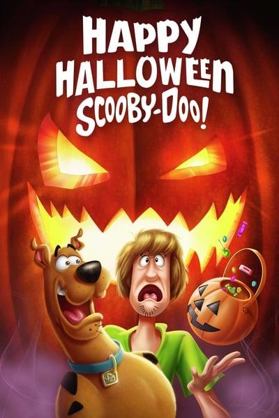 Happy Halloween, Scooby-Doo! movie poster