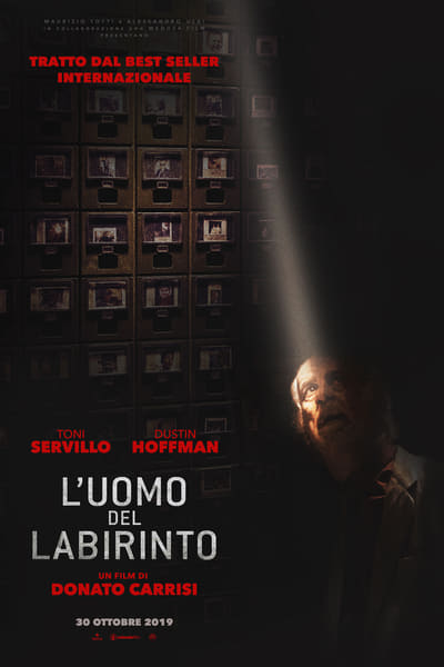 Into the Labyrinth movie poster
