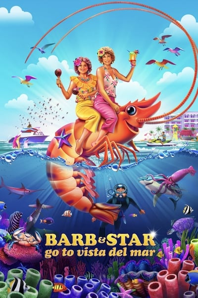 Barb and Star Go to Vista Del Mar movie poster