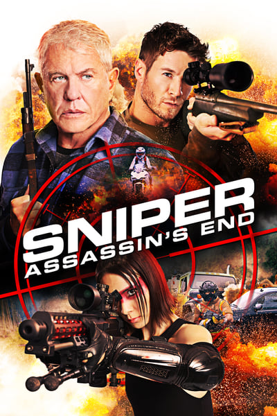 Sniper: Assassin's End movie poster