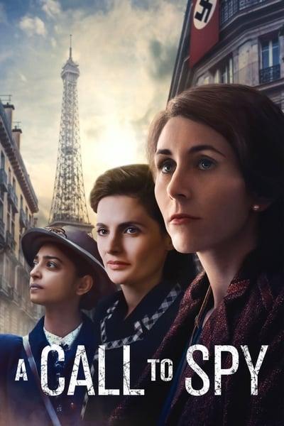 A Call To Spy movie poster